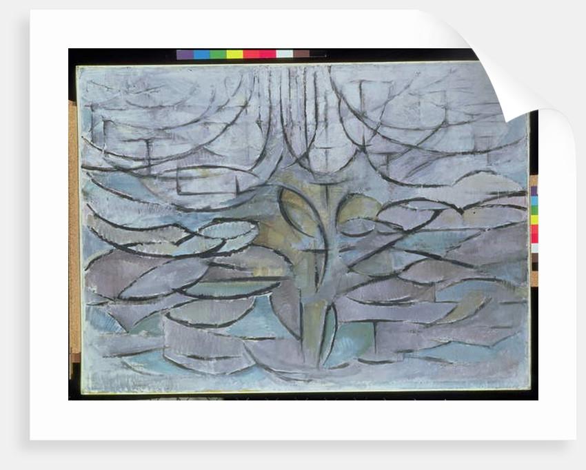 Flowering Appletree, 1912 by Piet Mondrian