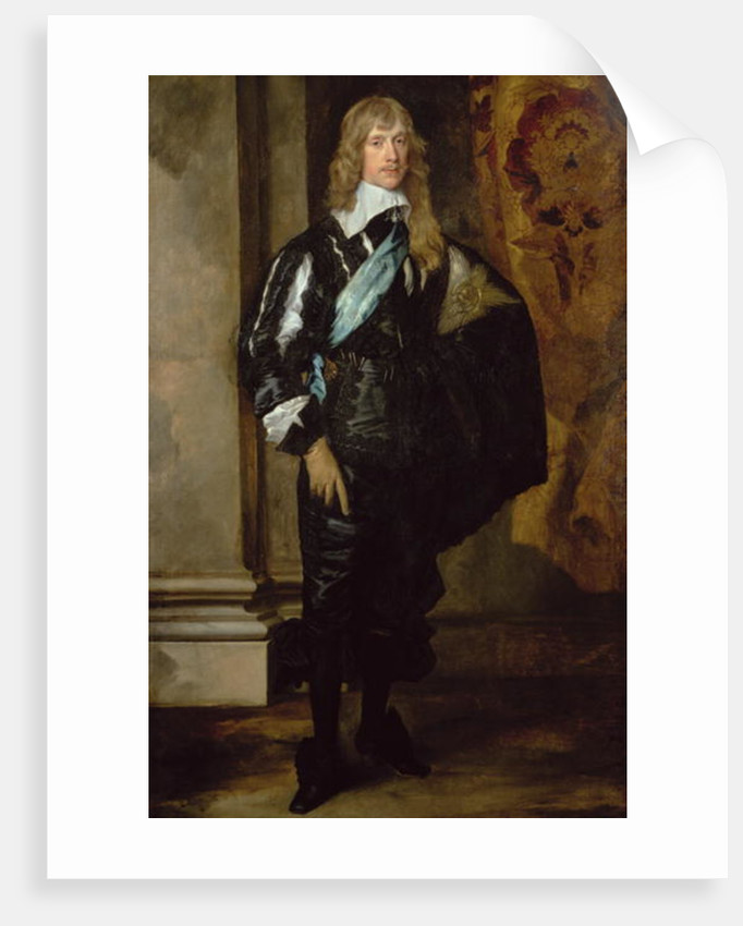 James Stuart 1st Duke of Richmond by Anthony van Dyck