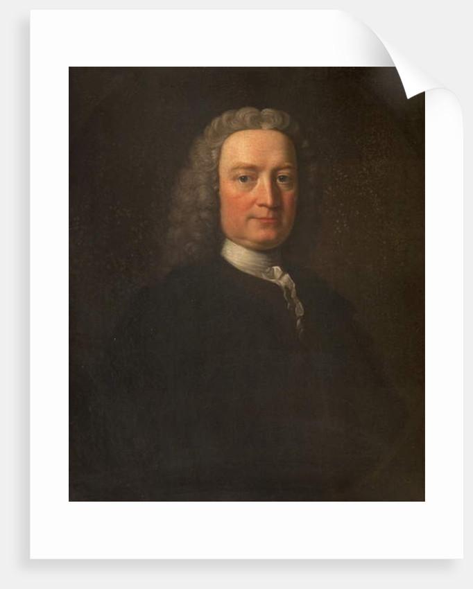 Francis Hutcheson by Allan Ramsay