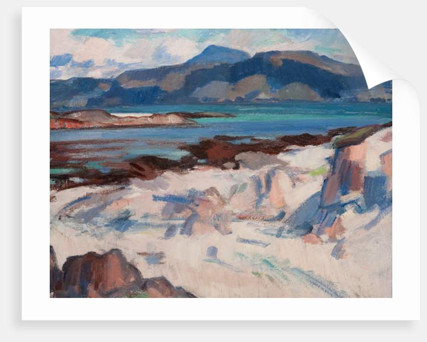 Ben More from Iona, 1920-30 by Samuel John Peploe