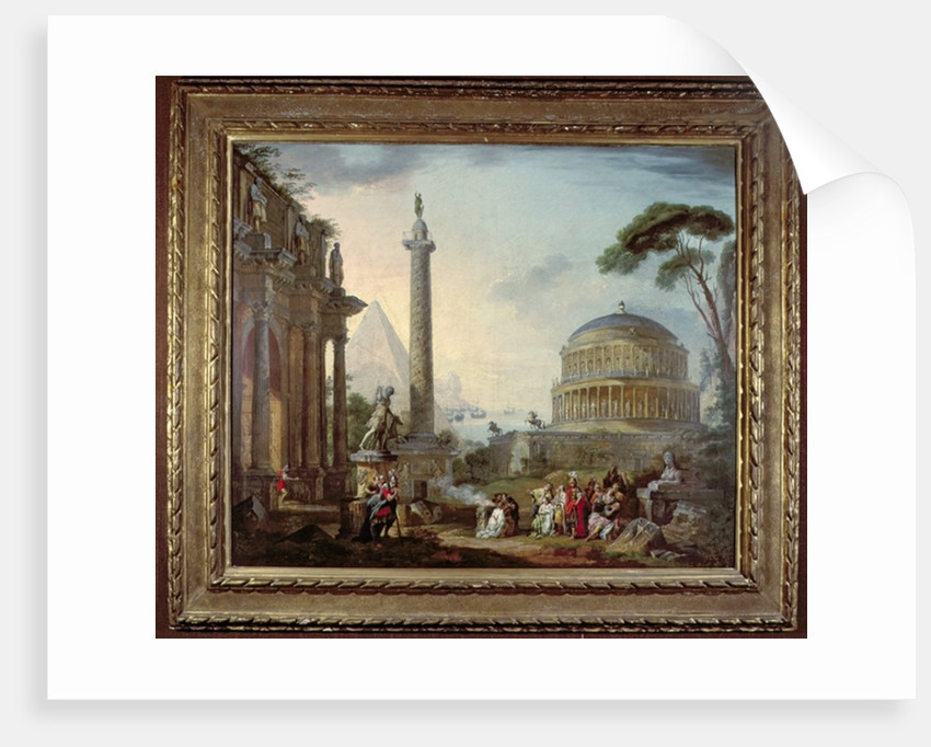 The Sacrifice of Iphigenia by Francis Harding