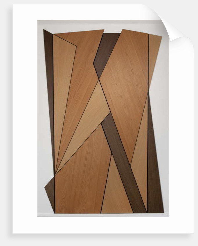 Vorticist Doors, 2012 by Carolyn Hubbard-Ford