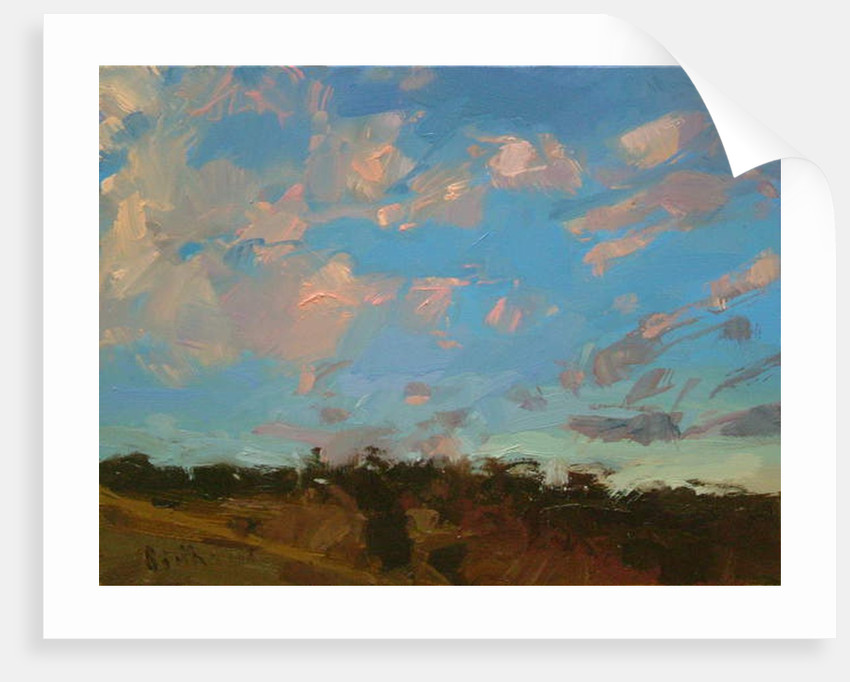 Morning Sky by ROBERT BOOTH CHARLES