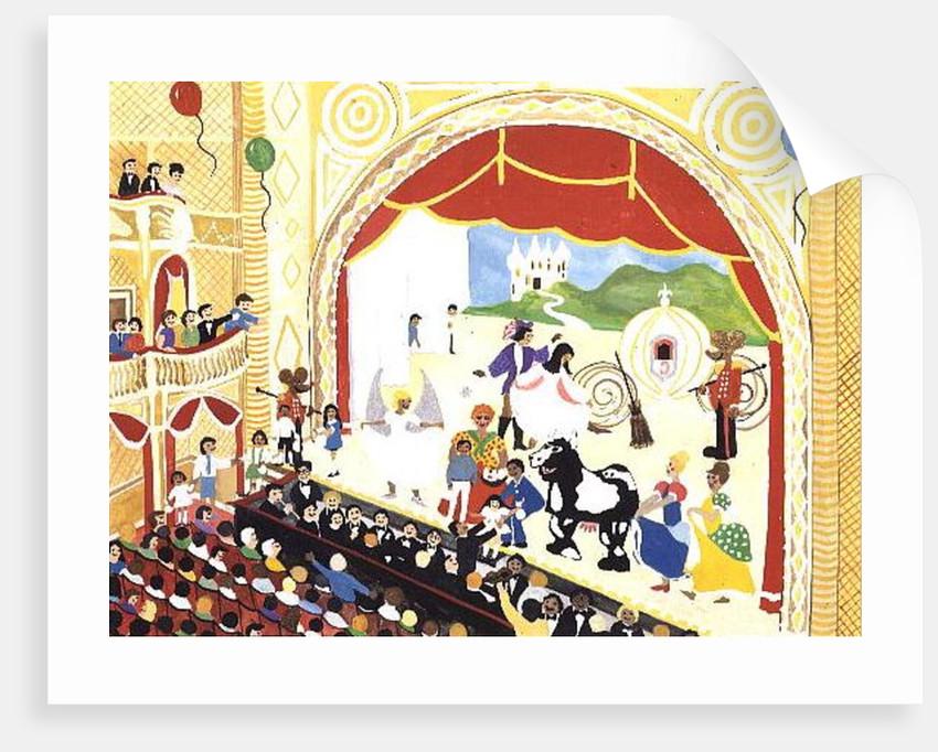 Pantomime by Judy Joel