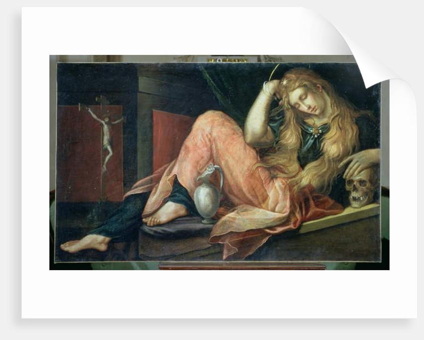 The Magdalene by Italian School