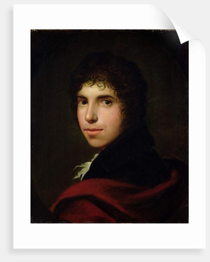 Self Portrait by Johann Martin von Rohden