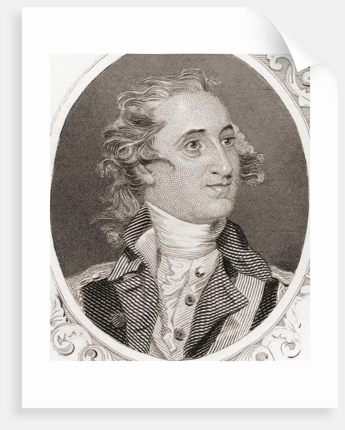 Thomas Pinckney by English School