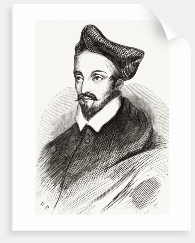 Louis II de Lorraine, Cardinal of Guise by English School
