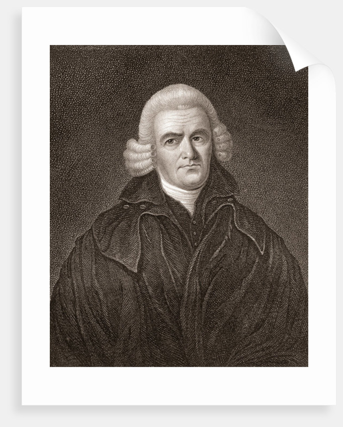 John Brown of Haddington. Scottish divine and author by Anonymous