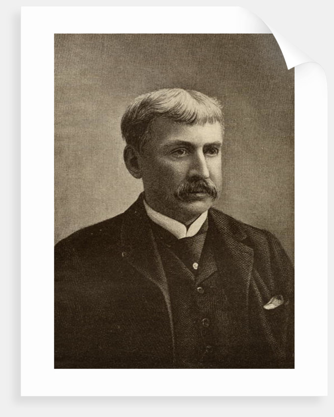 Francis Bret Harte by English School