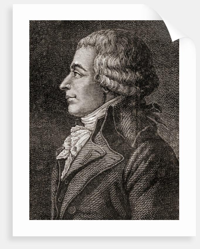 Jean-Baptiste Boyer-Fonfrède by French School