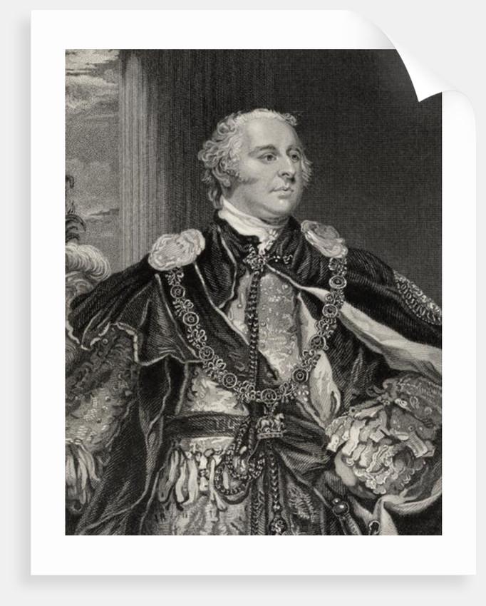 John Jeffreys Pratt 2nd Earl and 1st Marquess Camden by English School