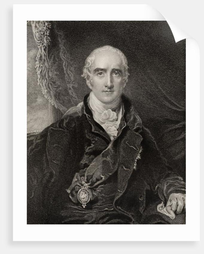 Richard Colley Wellesley by English School