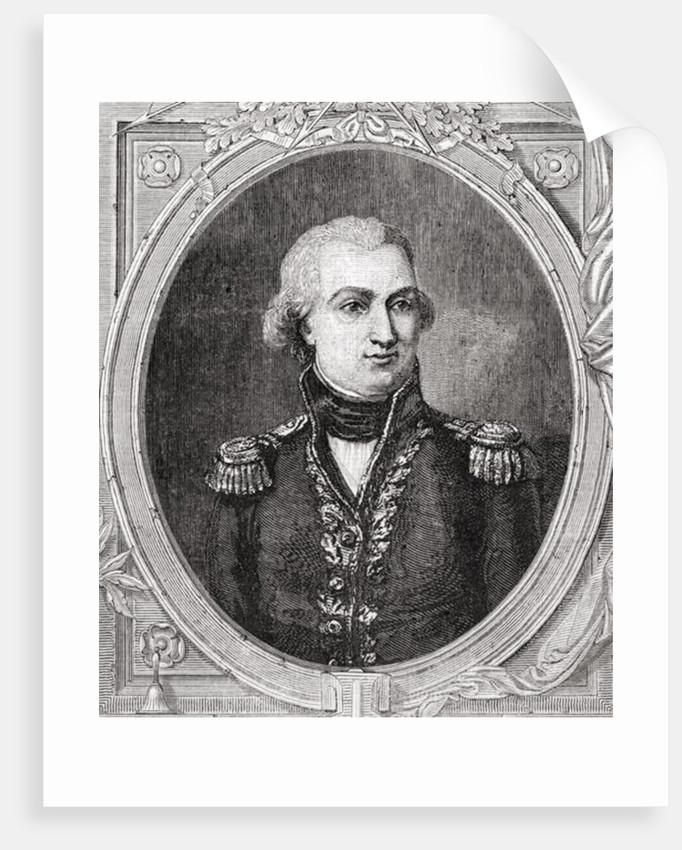 Louis Thomas Villaret de Joyeuse by French School
