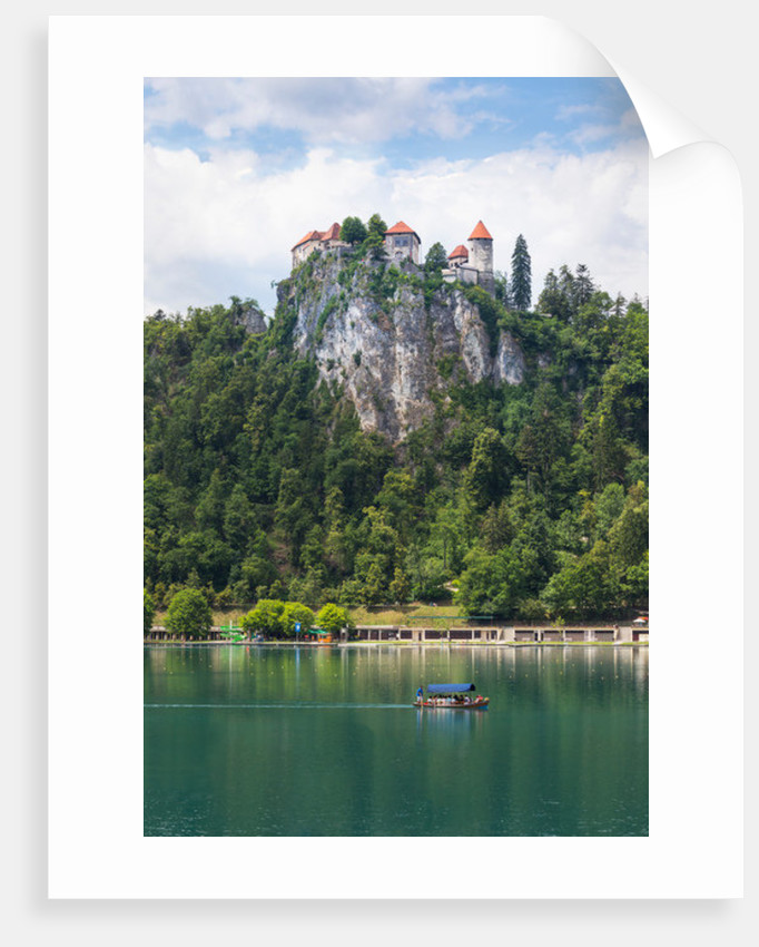 Lake Bled, Slovenia. by Unknown