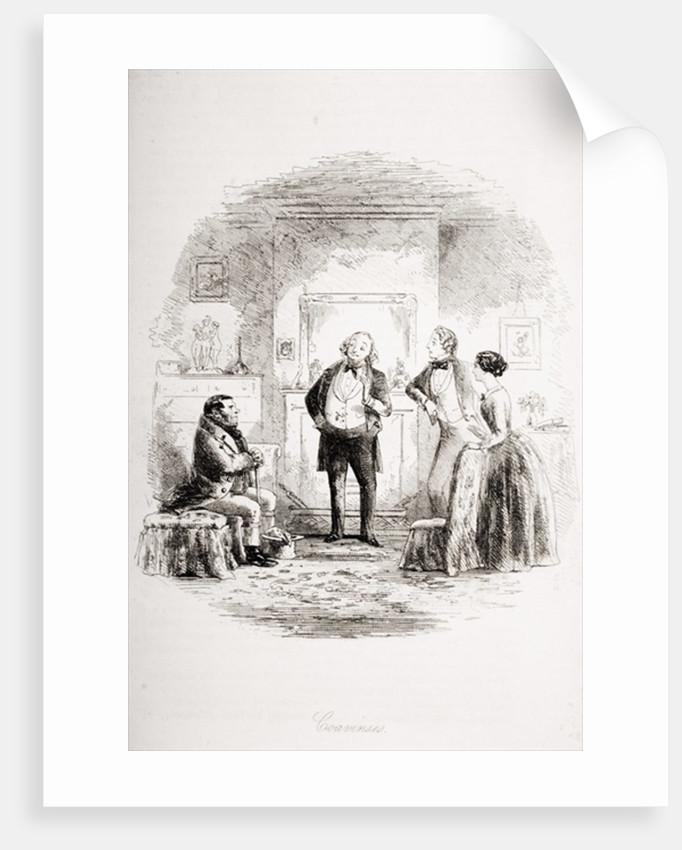 Coavinses by Hablot Knight Browne