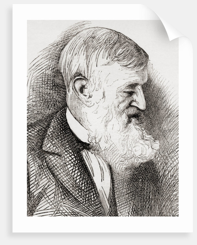 George Bancroft by Anonymous
