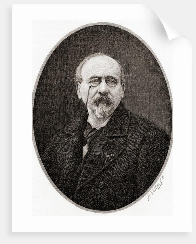 Charles Victor Cherbuliez by H. Velten