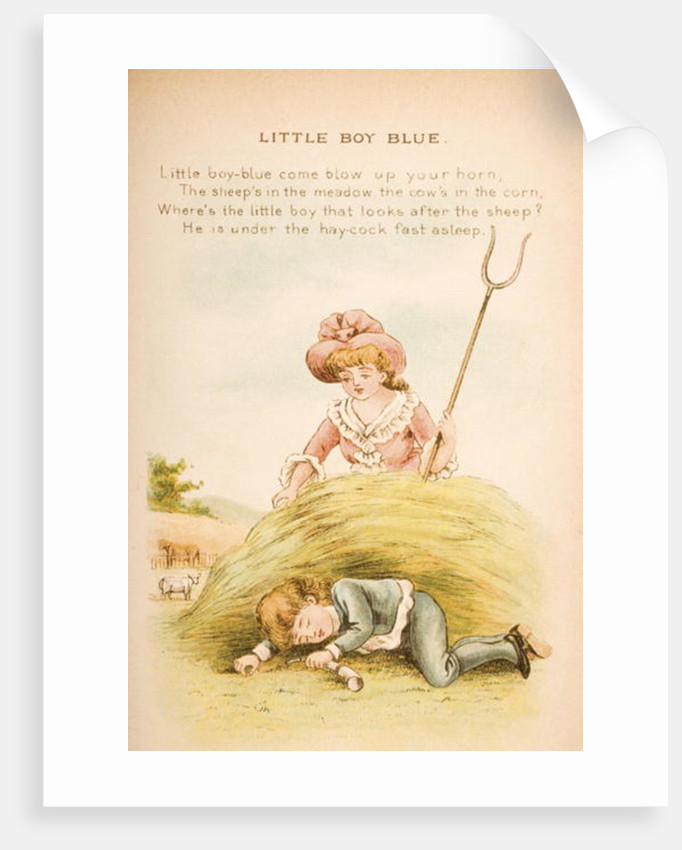 Little Boy Blue by Constance Haslewood