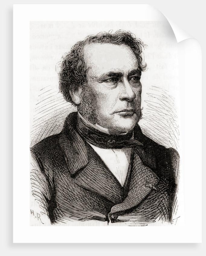 Jean-Baptiste Joseph Dieudonné Boussingault by French School