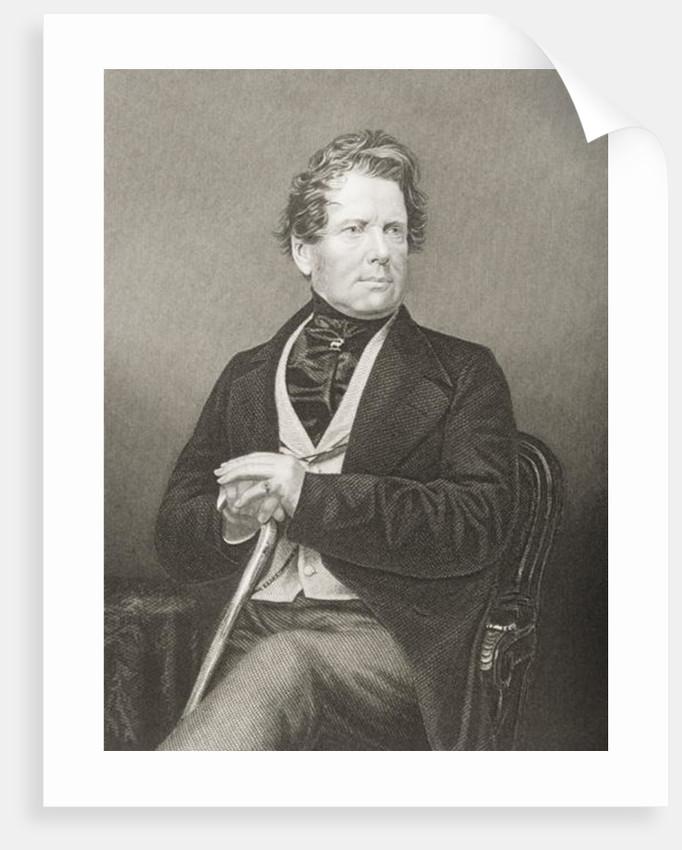 Fox Maule Ramsay 11th Earl of Dalhousie and 2nd Lord Panmure by John Jabez Edwin Paisley Mayall