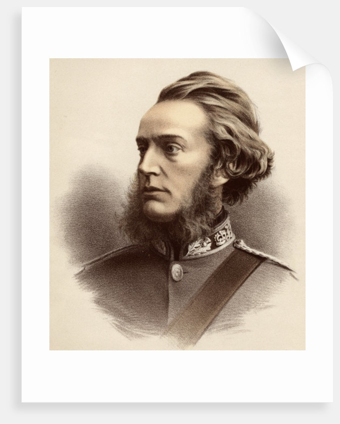 Francis Richard Charteris, 10th Earl of Wemyss by English School