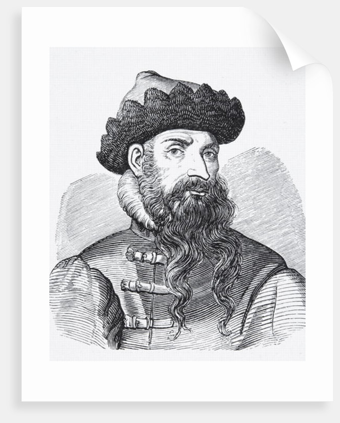 Johannes Gutenberg by English School