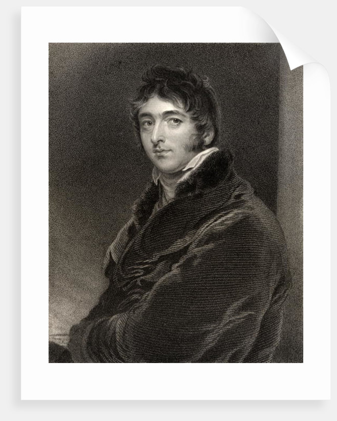 William Lamb, 2nd Viscount Melbourne by Sir Thomas Lawrence