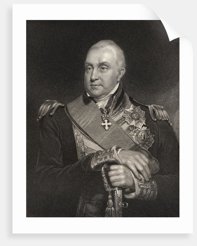 Admiral Edward Pellew by William Owen