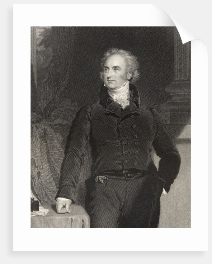 Sir Astley Paston Cooper by Sir Thomas Lawrence
