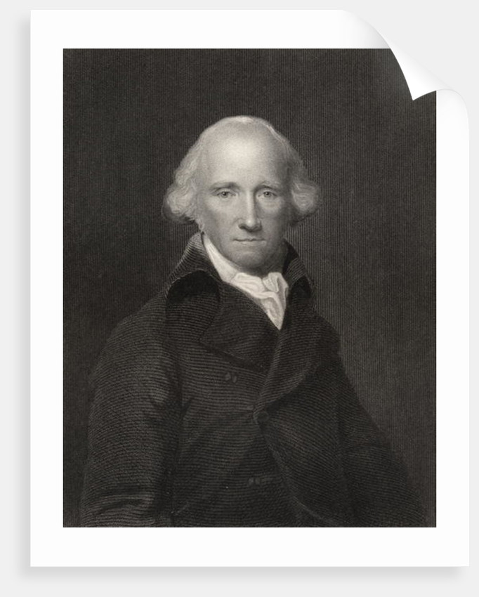 Warren Hastings by Sir Joshua Reynolds
