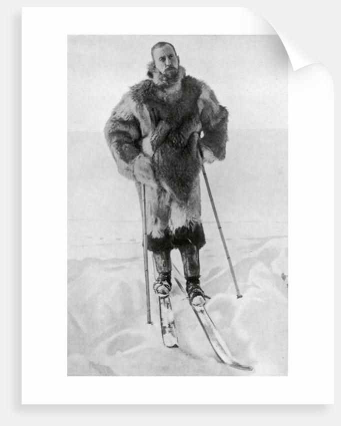 Captain Roald Amundsen by Unknown