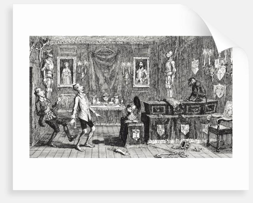 MacCallum and Hutcheon by George Cruikshank