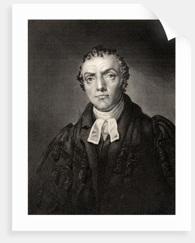 Thomas Chalmers by English School