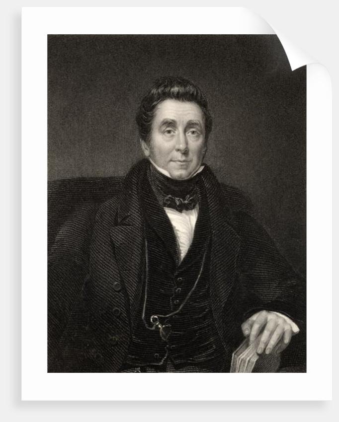 James Johnson by John Wood