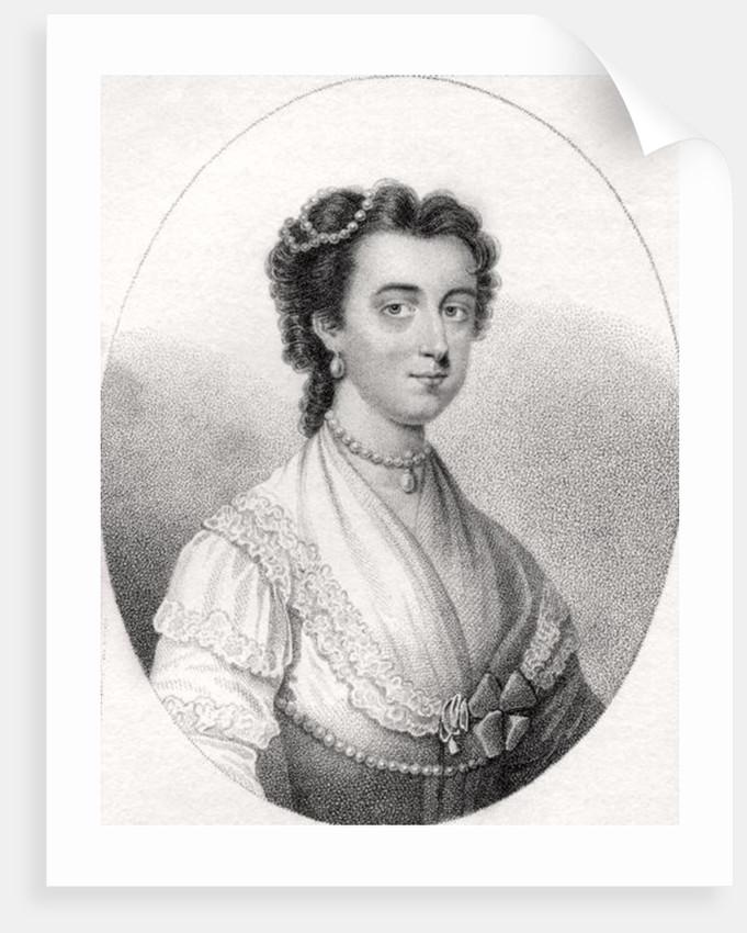 Anne Ingram by English School