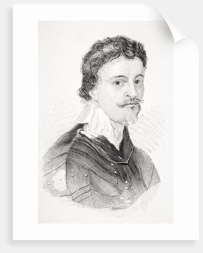 Sir Thomas Wentworth by English School