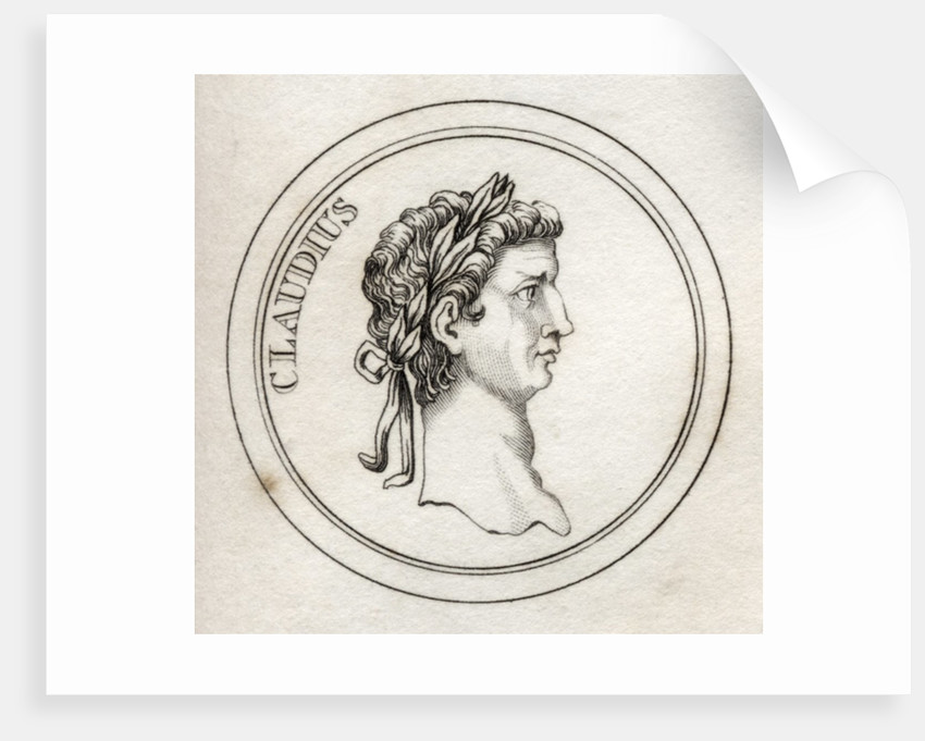 Emperor Claudius by English School