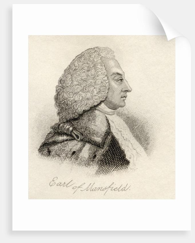 William Murray by English School