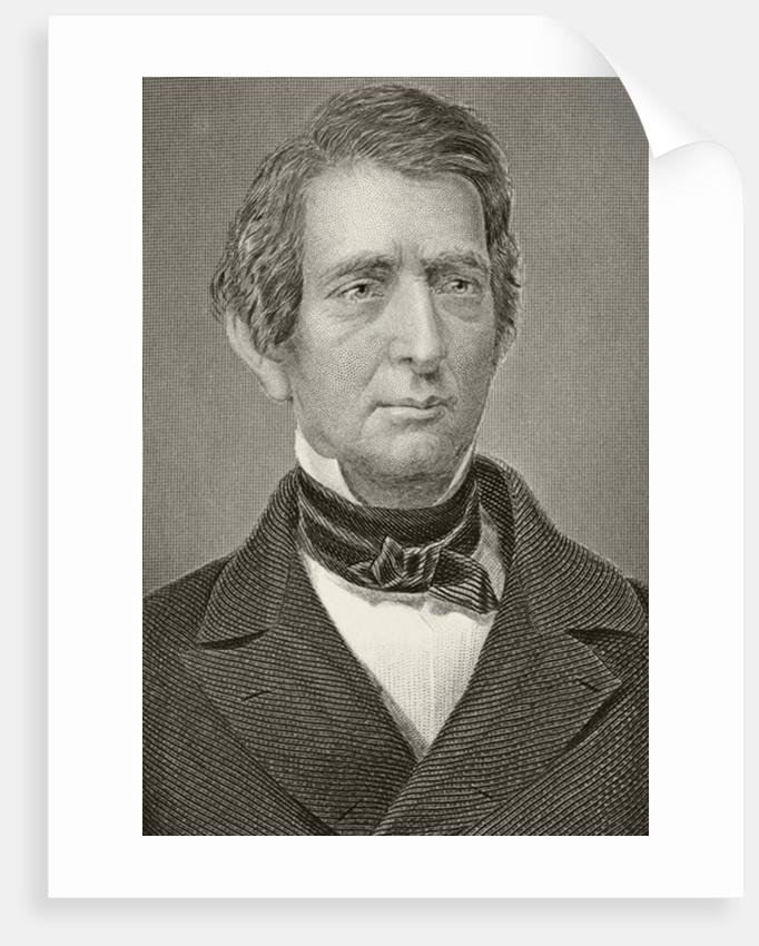 William Henry Seward by English School