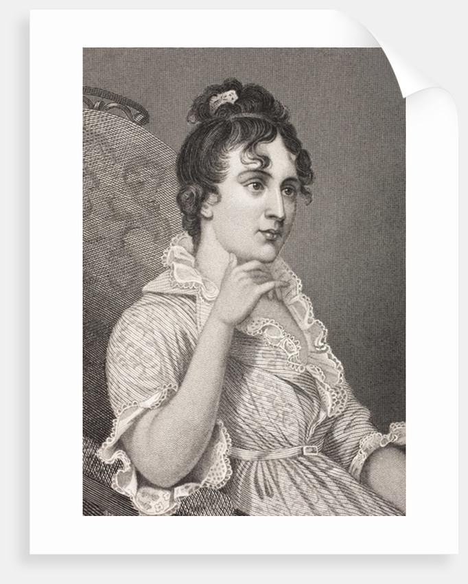 Eleanor Parke Custis Lewis by English School