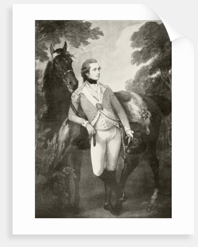 John Hayes St Leger by Thomas Gainsborough