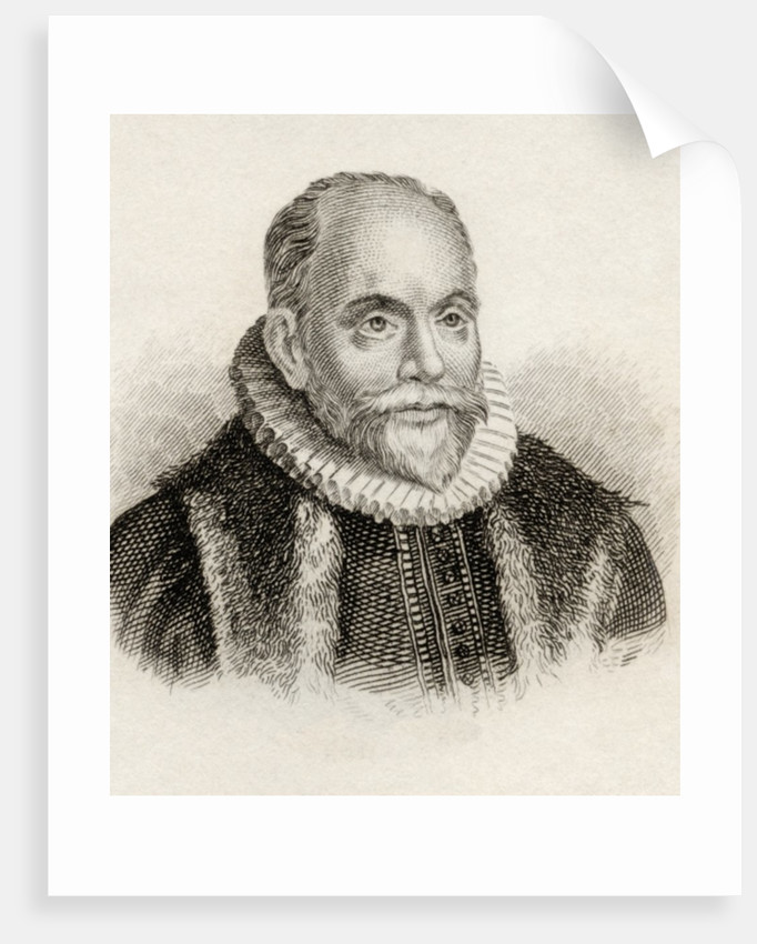 Jacobus Arminius by English School