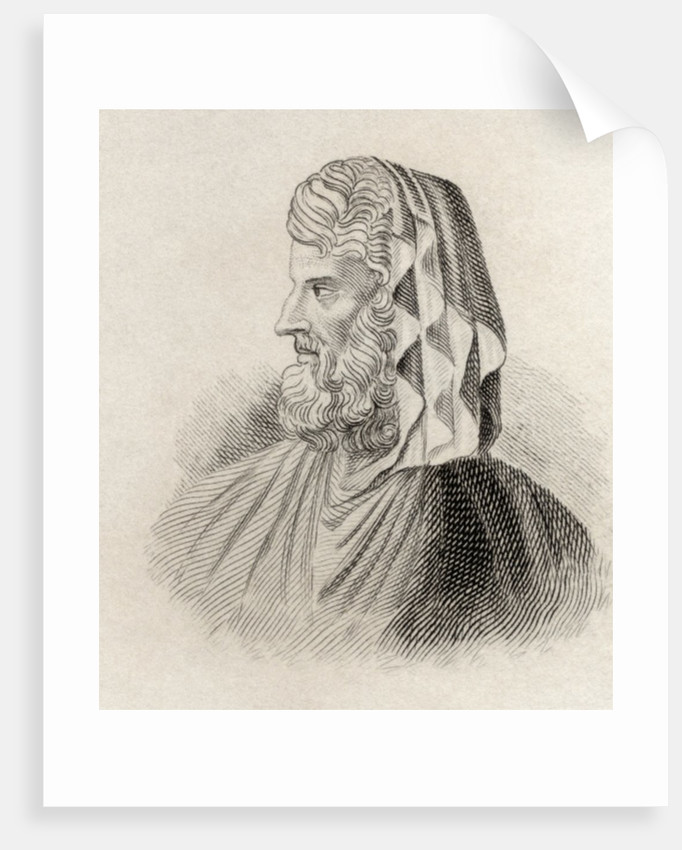 Dionysius the Renegade by English School