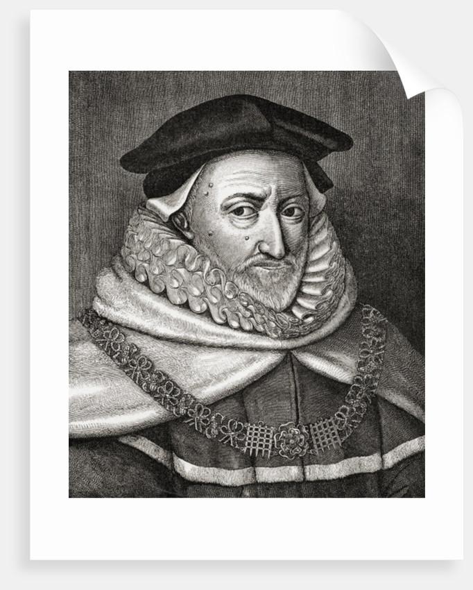 Sir Ranulph Crewe by English School