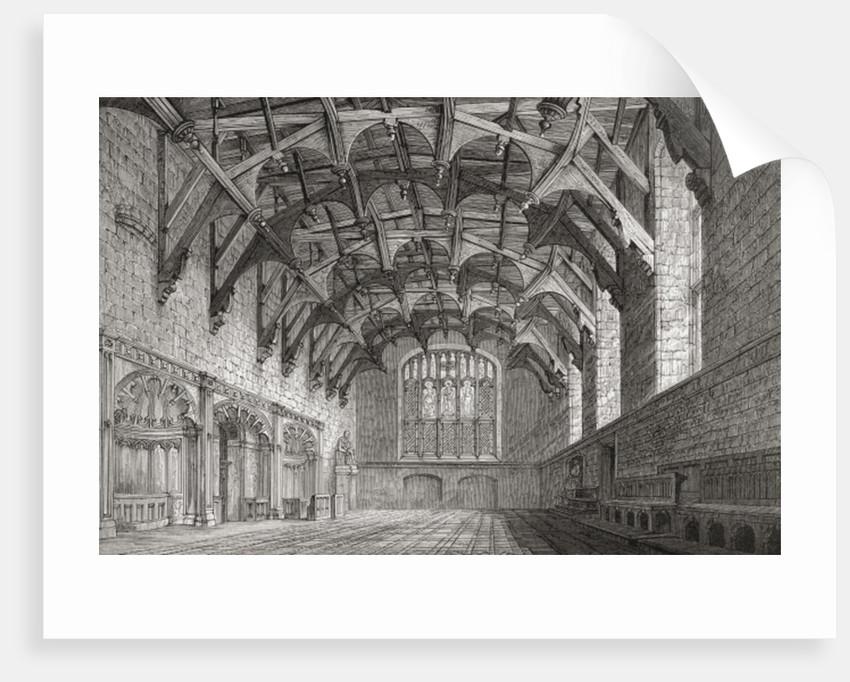 Parliament House, Edinburgh by English School
