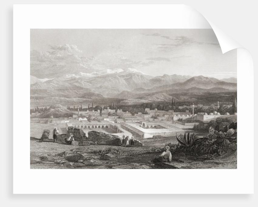 Tarsus, Turkey by William Leighton Leitch