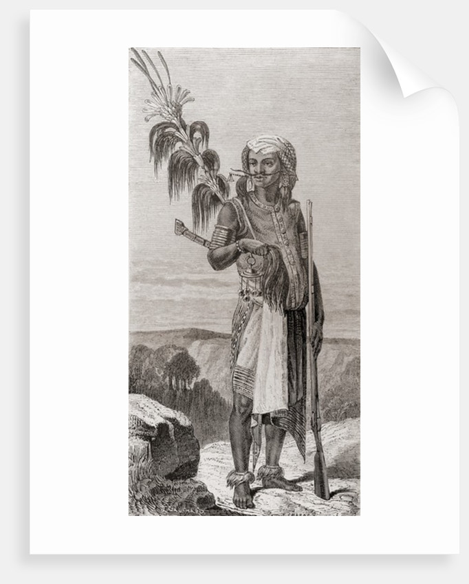 A native of Timor, South East Asia by European School