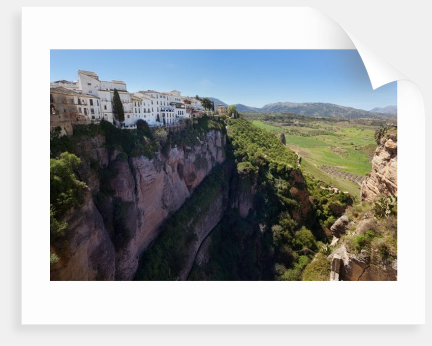 Ronda, Malaga Province, Spain by Anonymous