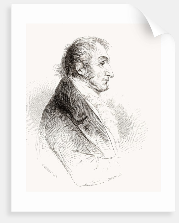 Joseph Mallord William Turner by Anonymous